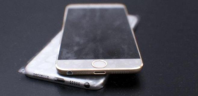 Filtradas las primeras imágenes del iPhone 6