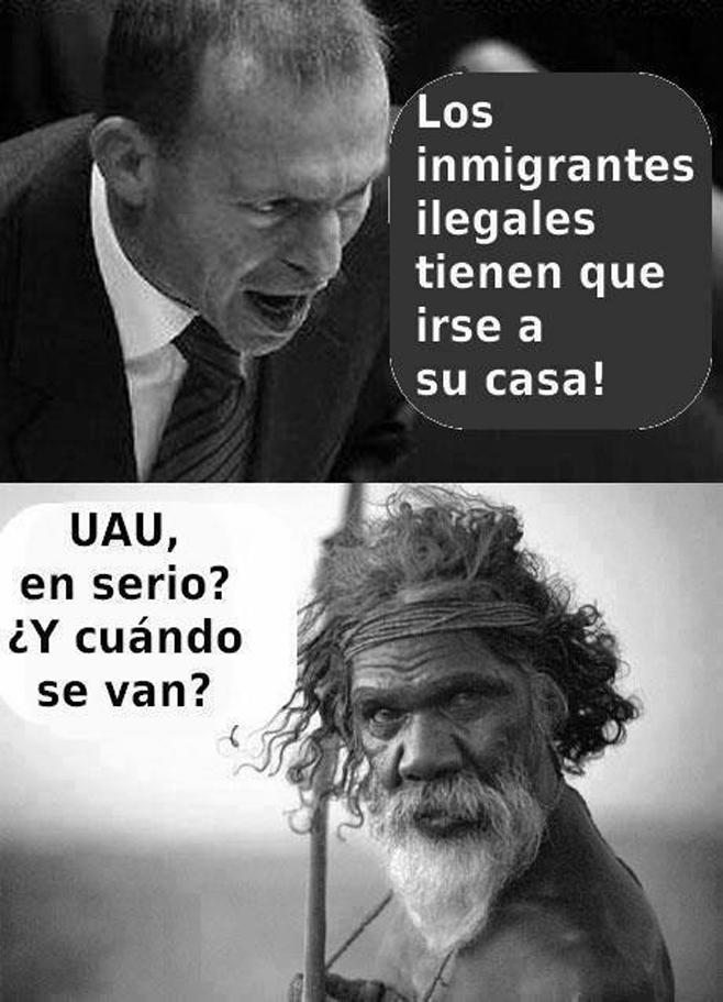 Inmigrantes: ¿Quién y desde cuándo?