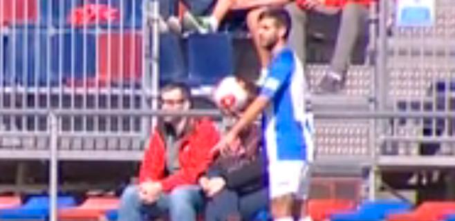 El Llagostera aplasta al Atlètic Balears