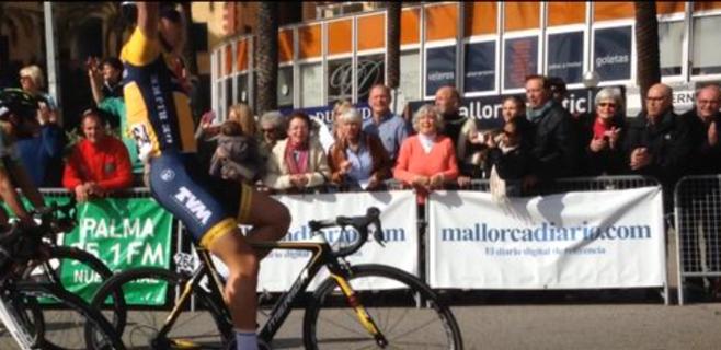 Modolo gana la primera etapa de la XXIII Iberostar Challenge