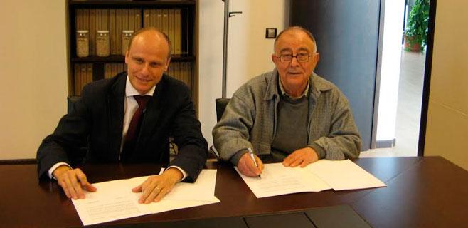 MAC Insular y Projecte Home firman un convenio