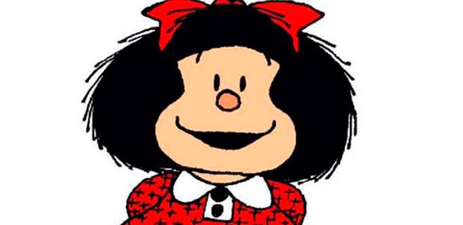 Mafalda cumple 50 a�os