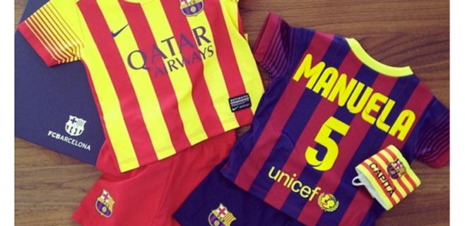 Manuela ya es socia del Barça