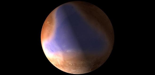 Un gran océano pudo cubrir un tercio de Marte
