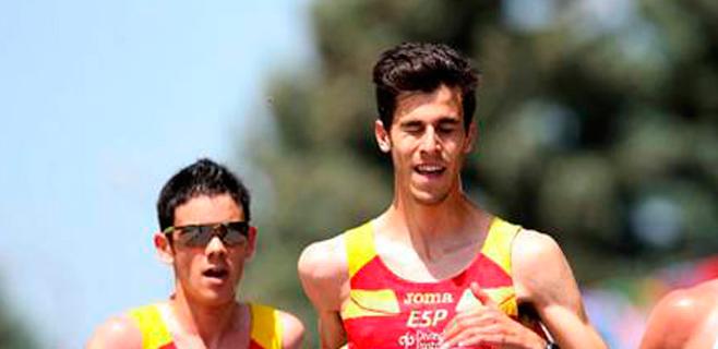Marc Tur (35 km), campeón de España de marcha