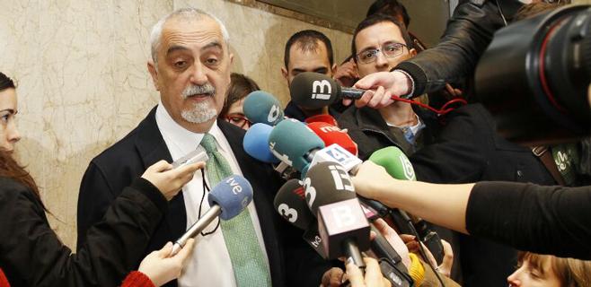 El juez decano denuncia la injerencia de políticos en el caso Nóos