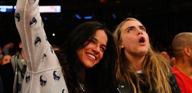 Y ahora Michelle Rodríguez quiere un hijo junto a Cara