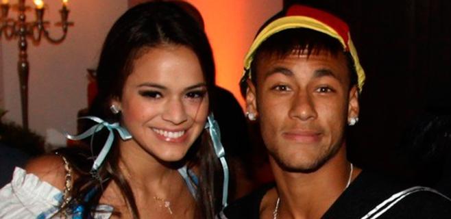 Neymar y su novia han roto