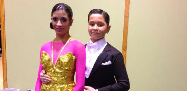 Dos mallorquines, campeones de España de Baile Junior II
