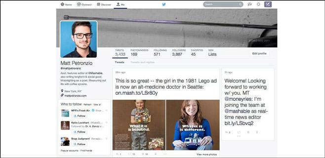 Twitter prepara un nuevo cambio en su diseño