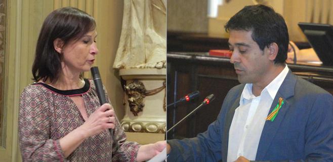 La oposición acusa de prevaricación a la consellera Joana Maria Camps