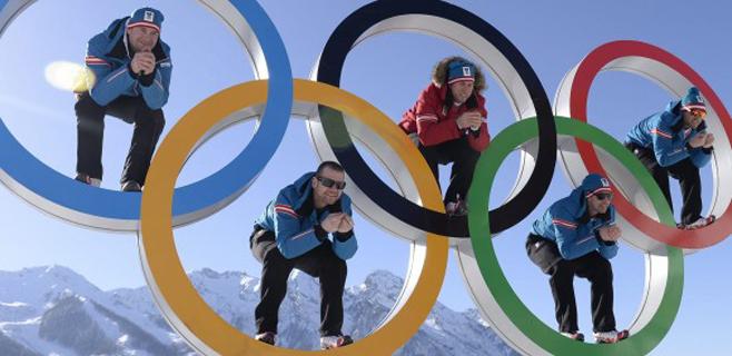 Los atletas rusos, acusados de doparse con gas Xen�n