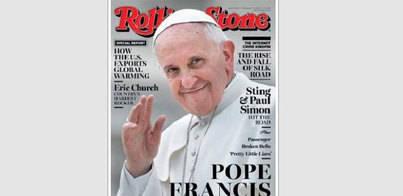 El Papa es líder mundial en las redes sociales