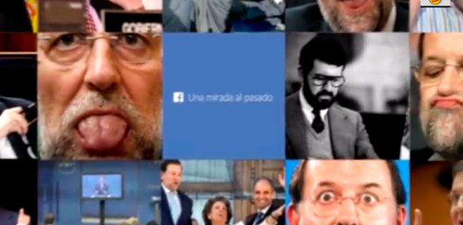 Rajoy ya tiene su película de Facebook