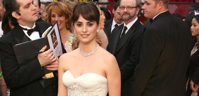 Penelope Cruz, única española que dará un Oscar
