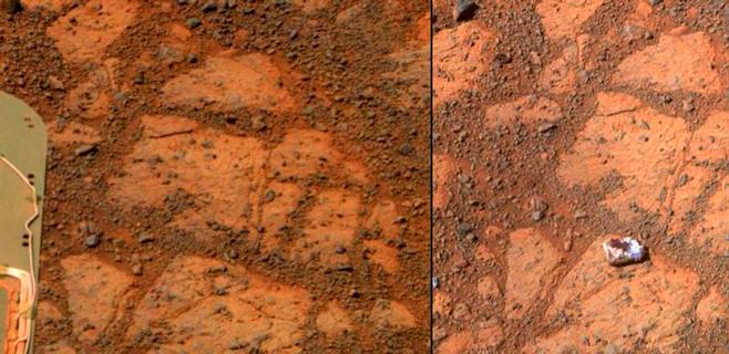 La NASA, acusada de ocultar vida extraterrestre en Marte
