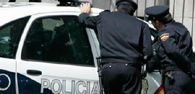 Detenidos 2 presuntos sicarios por extorsionar a un empresario palmesano