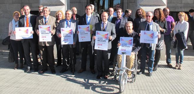 La Diada se presenta como una promoción turística de Balears