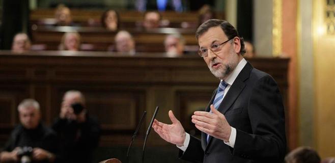 Rajoy bendice las prospecciones