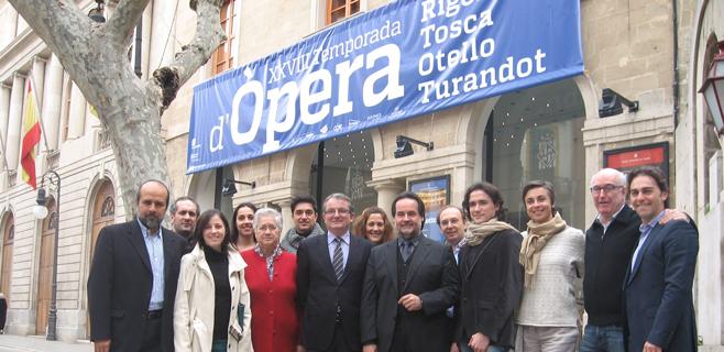 Rigoletto inaugura la XXVIII Temporada de Ópera en el Principal