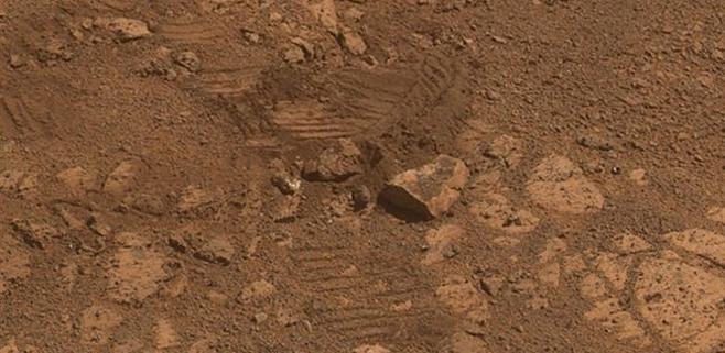 Resuelto el enigma de la roca de Marte