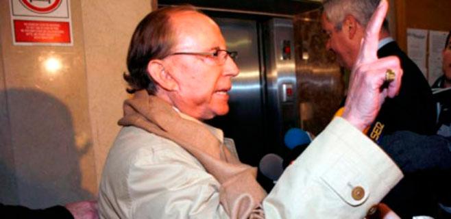 Ruiz-Mateos, imputado en el caso de los ERE