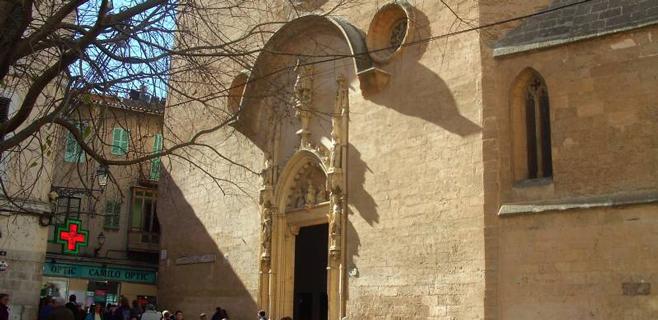 El Obispado denuncia a los pro-aborto que irrumpieron en una misa en Palma