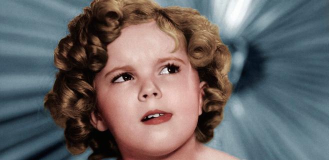 Ha muerto Shirley Temple