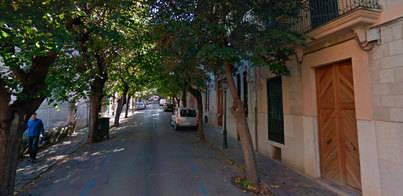 Siete personas desalojadas por un incendio en una vivienda de Sóller