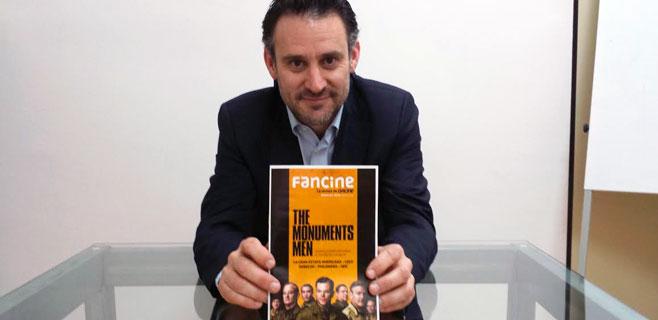 Antoni Martorell, nuevo editor de Fancine