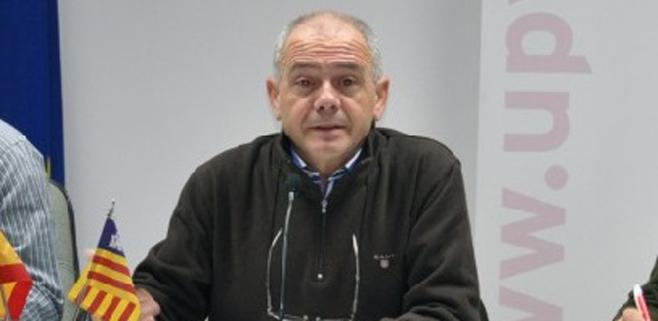 Gómez Alarcón, reelegido coordinador del Consejo Territorial de UPyD