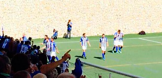 El At. Balears vence y ya se ve disputando el playoff (2-0)