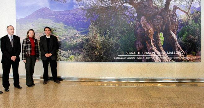Son Sant Joan decora sus paredes con fotos de la Serra