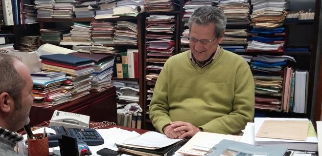 Francesc Moll, editor de la editorial Moll