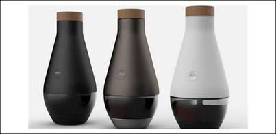 Una máquina que transforma el agua en vino