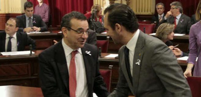 El exconseller Aguiló pide una mayor competencia fiscal para las CCAA