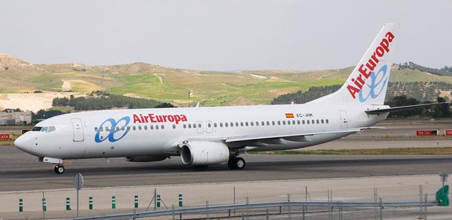 Air Europa comienza a volar a Munich