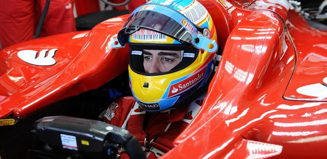 Alonso saldrá quinto en Australia
