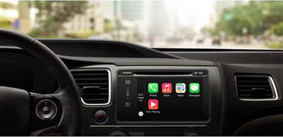 Apple lleva la 'experiencia iPhone' al interior del coche