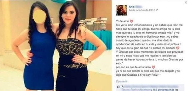 Asesina a su amiga por colgar fotos suyas en Facebook