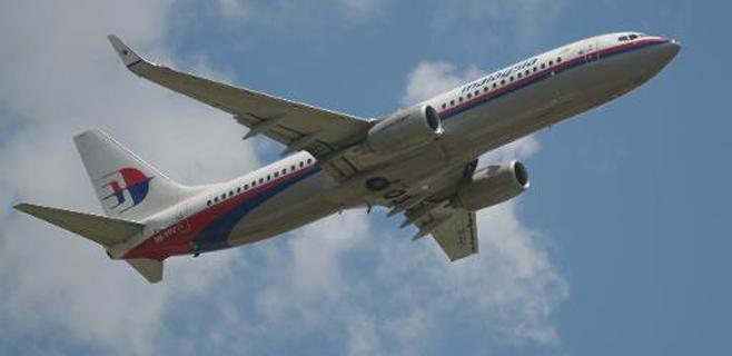 Malaysia Airlines confirma que el avión se estrelló en el Índico