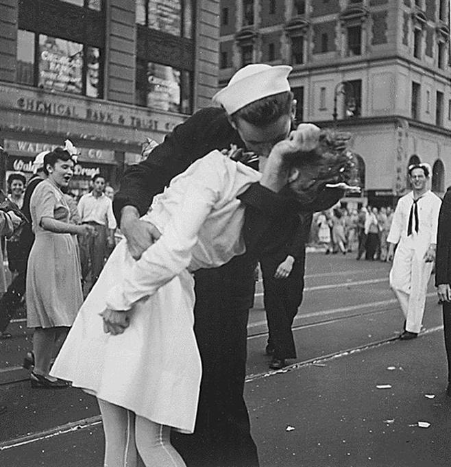 Muere el marinero del beso de Times Square