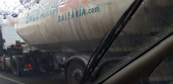 Palma se normaliza tras los atascos