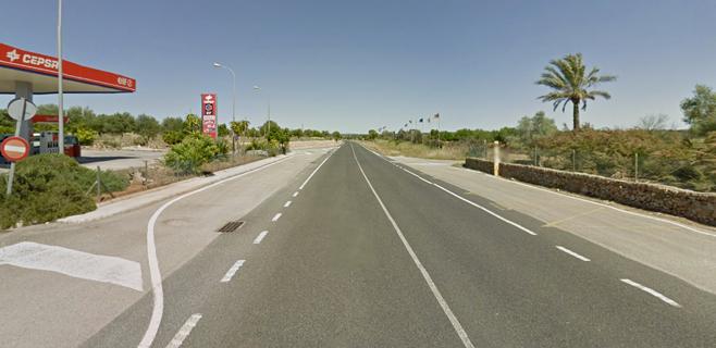 Un fallecido y un herido grave en un accidente de tráfico en Santa Eugenia