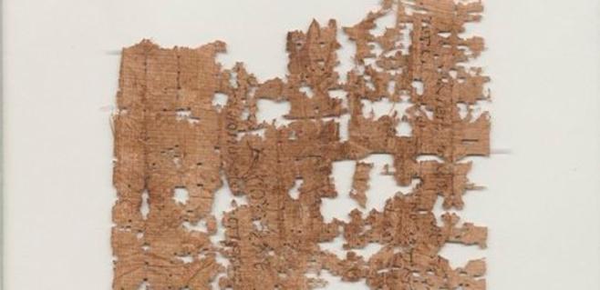 Descifrada la carta de un soldado egipcio de hace 1.800 años