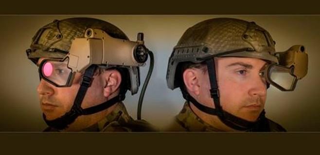 Soldados de EEUU llevarán casco de realidad aumentada