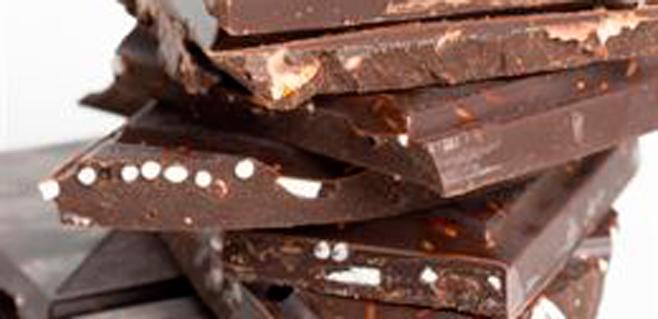 El 58% 'mata el gusanillo' con chocolate