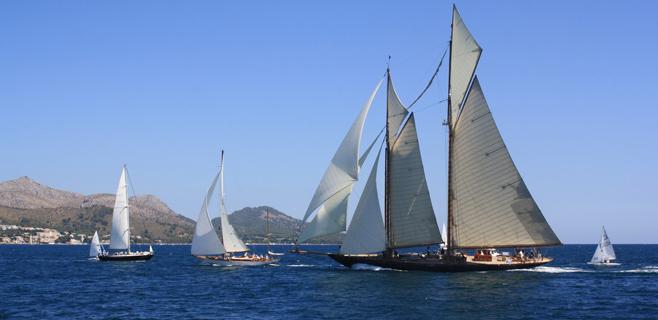 La regata Conde de Barcelona cumple 30 años