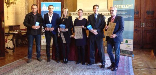 Ecoembes y el Consell de Mallorca renuevan su apuesta por el reciclaje