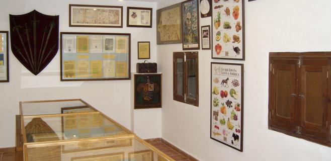 Exposición ampliada de Cristóbal Colom y Mallorca